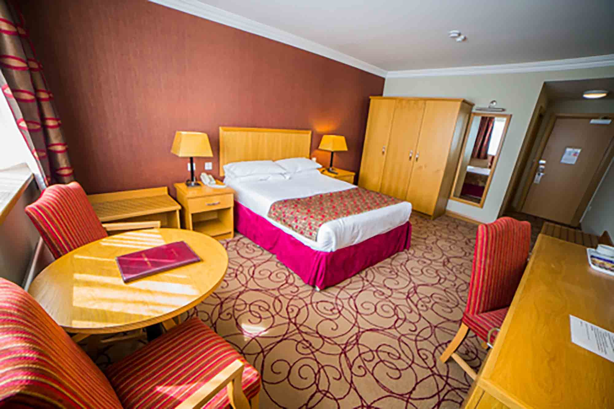 Curran Court Hotel | Double Room